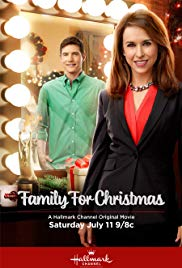 Family For Christmas (Hallmark Channel, 2015) Starring Lacy Chabert
